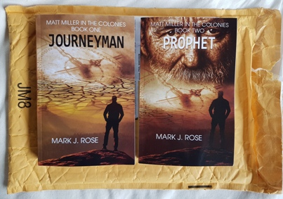 Journeyman and Prophet by Mark J. Rose