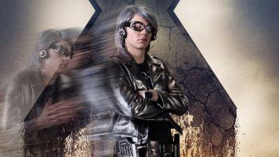 Quicksilver in the X-Men