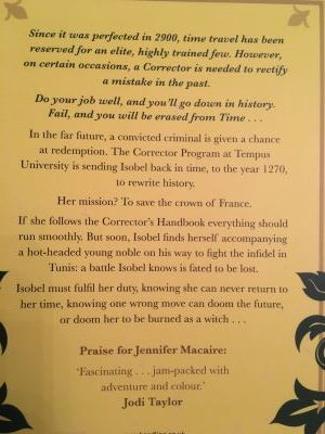 Crown in Time synopsis