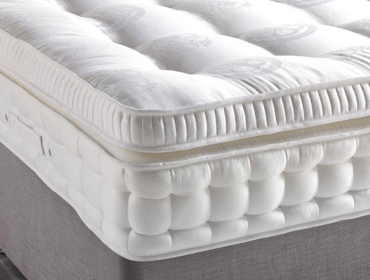 cloud pillow top 3500 pocket sprung mattress