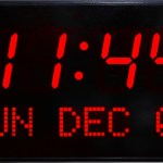 Digital Clock Systems Digital Clock Digital Clocks Time Access Systems Inc