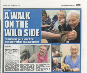 Southwark news animals article