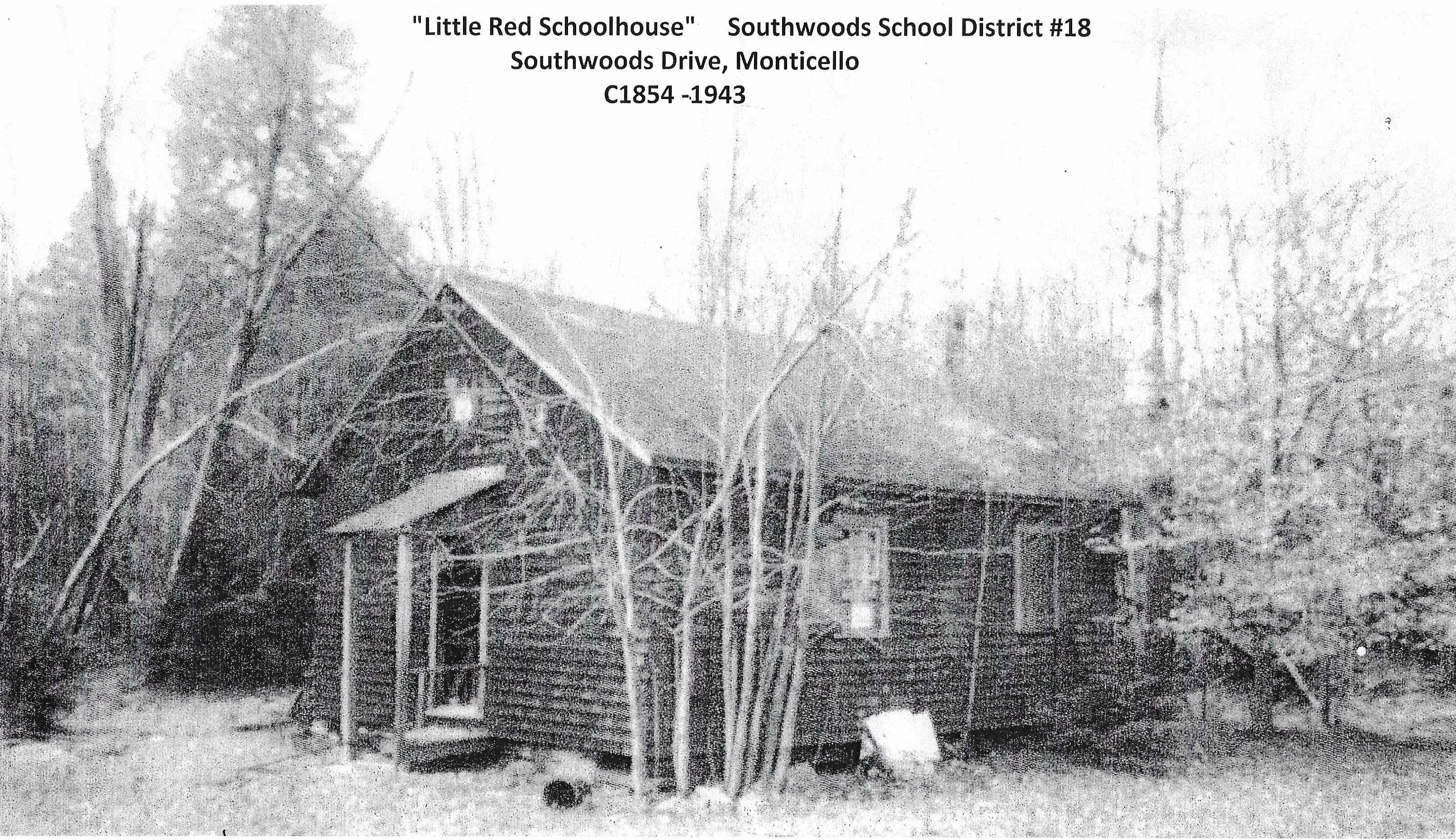 Sunday! Town of Thompson One Room Schools   Time and The