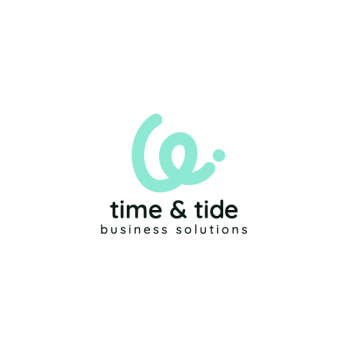Time and Tide Business Solutions Logo