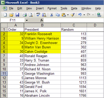 Easy Way To Make Random Numbers With Excel Productivity