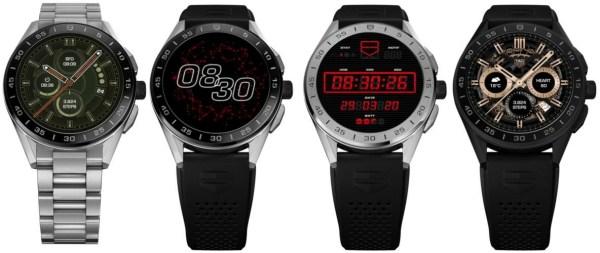 Новые часы TAG Heuer Connected