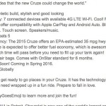 Etwas neues wagen: Chevrolet hat eine Pressemitteilung mit Emoji herausgegeben