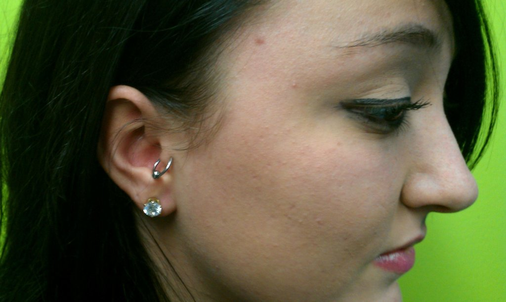 Ring Tragus Piercing Piercing Croydon Timebomb Piercing Tattoos