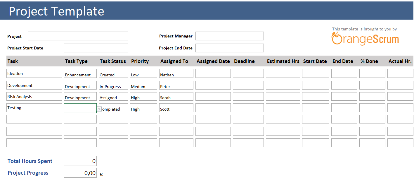 This template is specially designed to calculate the construction staff's spent time on the completion of each given task, which helps employers and contractors to manage their billing and labor rates etc., and assessment of their performance also. 10 Best Top Class Timesheet Templates Your Company Will Love Timecamp
