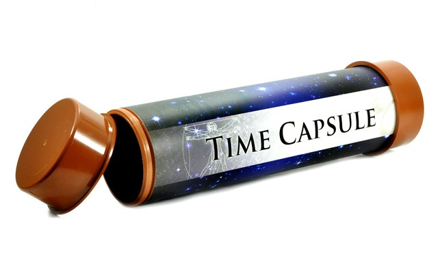 Would You Open The Time Capsule?