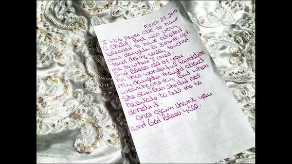 Baby Wedding Dress -3