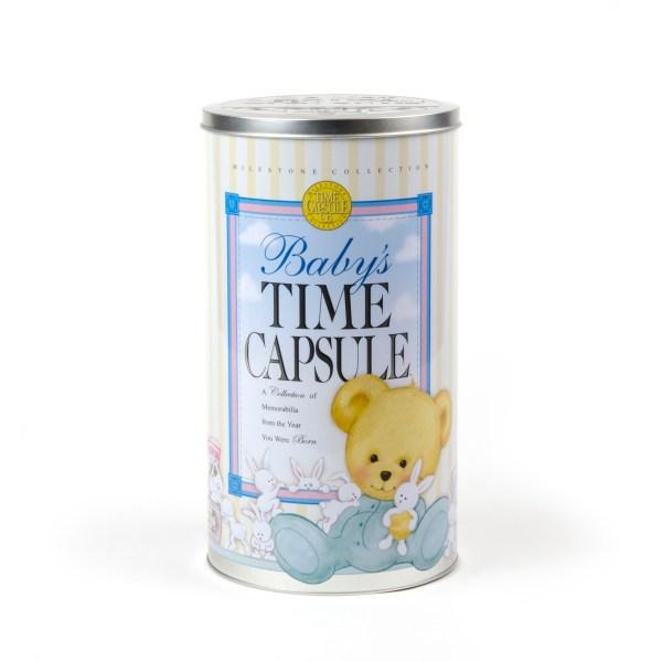 Organize memories - Baby Time Capsule
