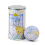 Baby Time Capsule & Hand Print Combo