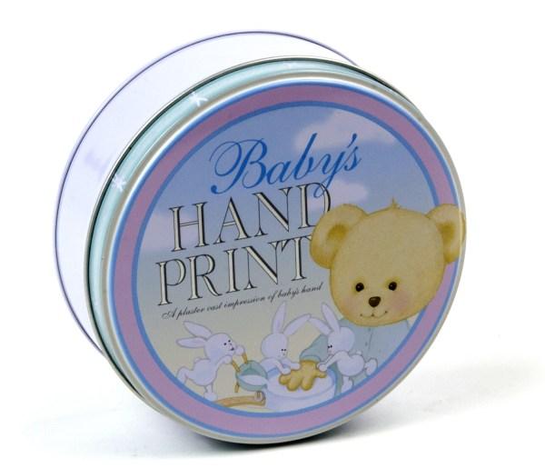 Baby's Hand Print Kit Handprint - baby handprint kit