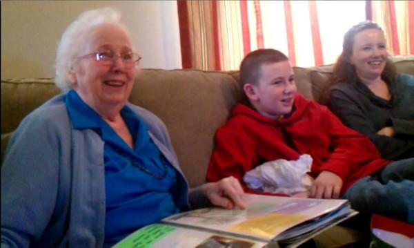 Grandma's Memory Book