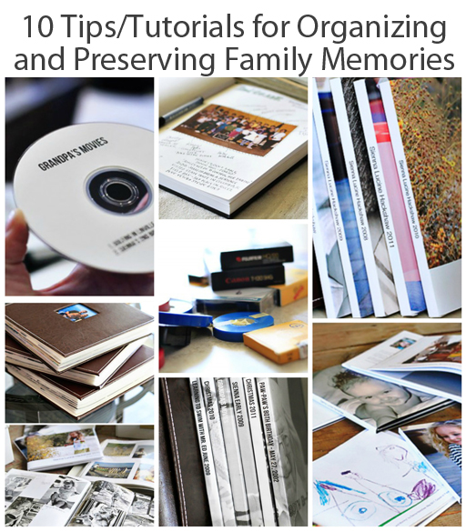 A Messy Closet - Organize Memories
