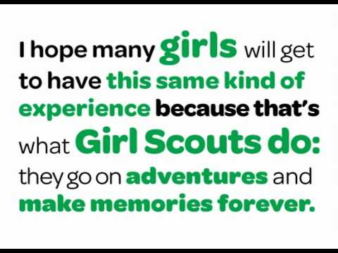 Boy or Girl Scouts quote