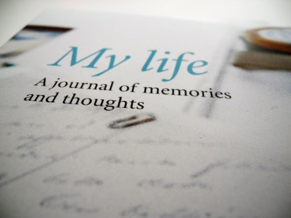 First Mommy Thoughts Journal
