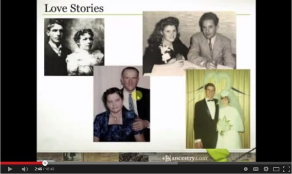 Pass on Family Stories