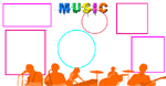 Online Designer Themes - Music 2