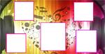 Online Designer Themes - Music