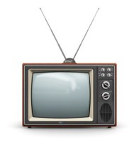 Black and White TV -1