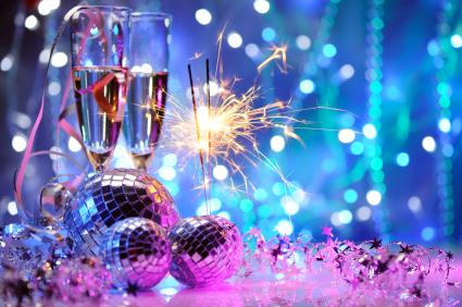 New Year's Party Themes -1