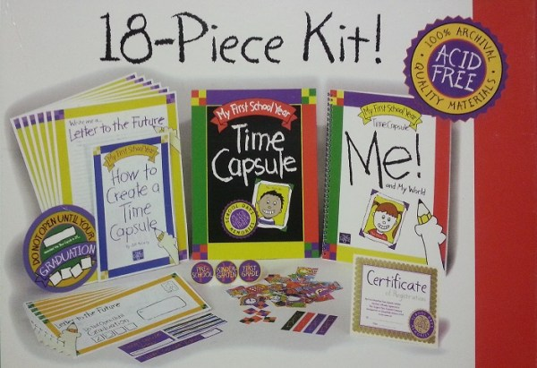 School Days Memories - School Time Capsule