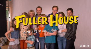 Reminisce with Fuller House - New Family