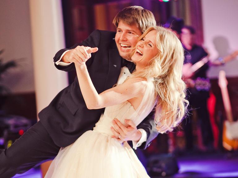 After Wedding Reception - First Dance