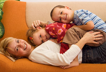 Mementos After Divorce - Mommy Loving on Children