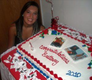 Graduation Party Ideas - Cake