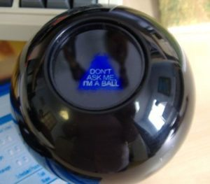 Childhood Toys that Will Age You - Magic 8 Ball