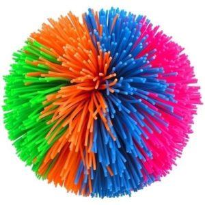 Childhood Toys that Will Age You - Rainbow Koosh Ball