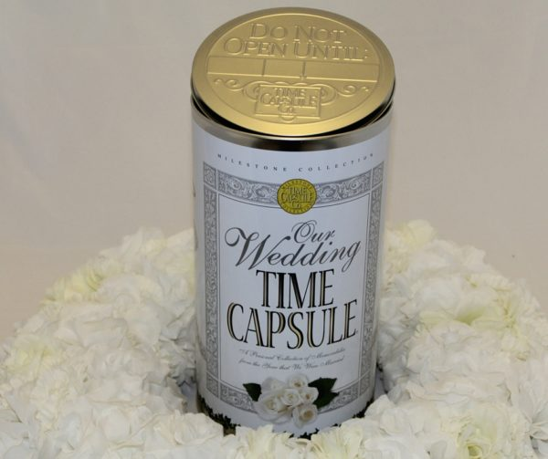 Wedding Memories to Record - Wedding Time Capsule