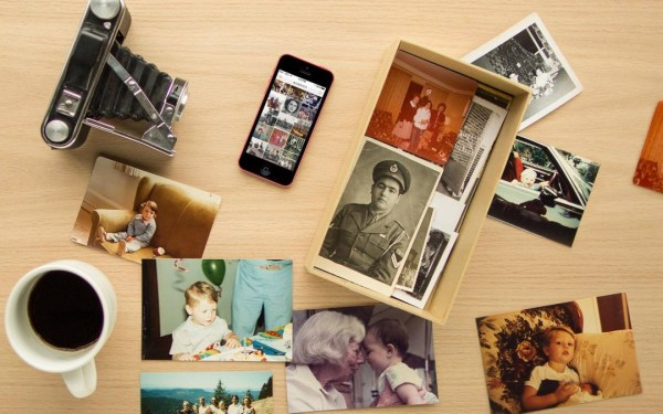 Preserving your Past - Photos
