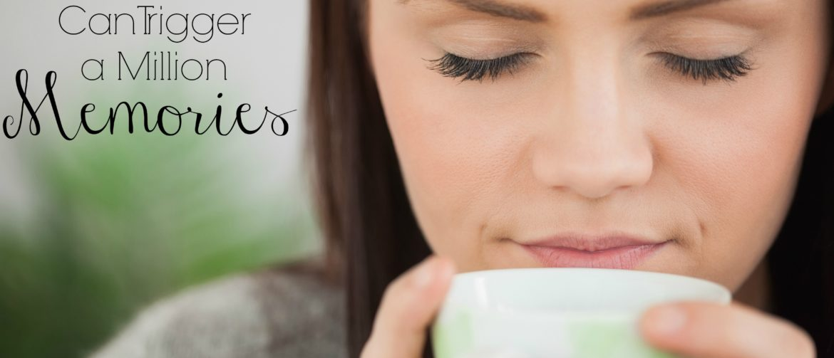 Connect with Memories through Scent - Coffee