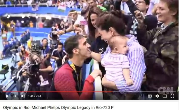 Michael Phelps Olympic Legacy - Retiring with Boomer and Nicole