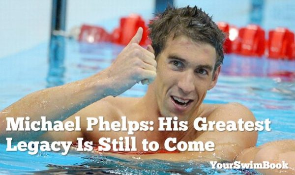 Michael Phelps Olympic Legacy - Still to Come