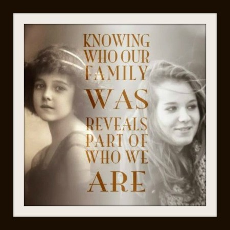 Preserve Grandma's History - Knowing Our Family