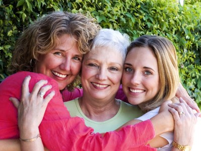 Preserve Grandma's History - Family Hug