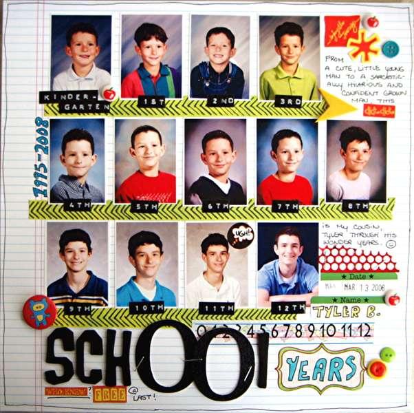 Save School Memories - Photos
