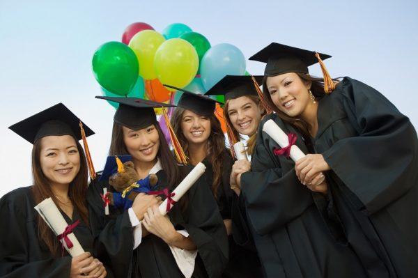 Graduation Gift - Group of Graduating Friends