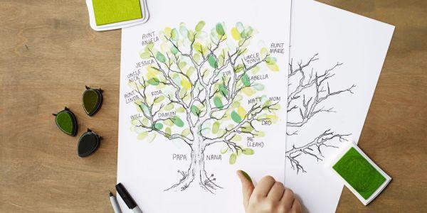 Digital Free Weekend - Family Tree
