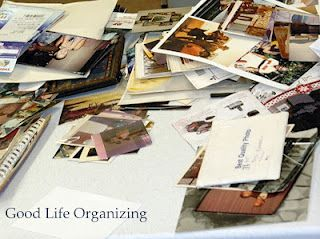Organizing photos