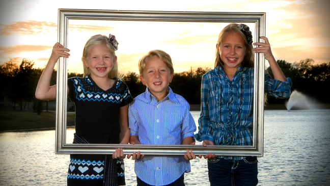 Memorable Holidays - Family Photo