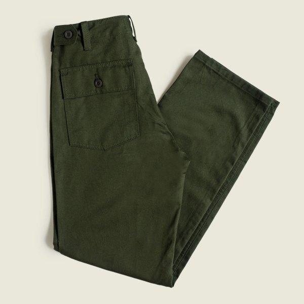 OG-107 Fatigue Pants Vietnam War