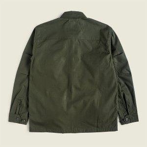 1960s Vietnam War Jungle Fatigue Jacket Ripstop Poplin