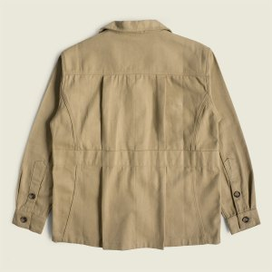 Vintage Bush Safari Jacket British Raf