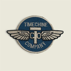 Timechine Co. Wings Patch